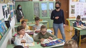 Kuruczné Disznós Ildikó is első osztályban fog tanítani