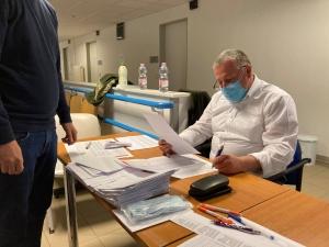 Önkéntes munkában vett rész Karcag polgármestere