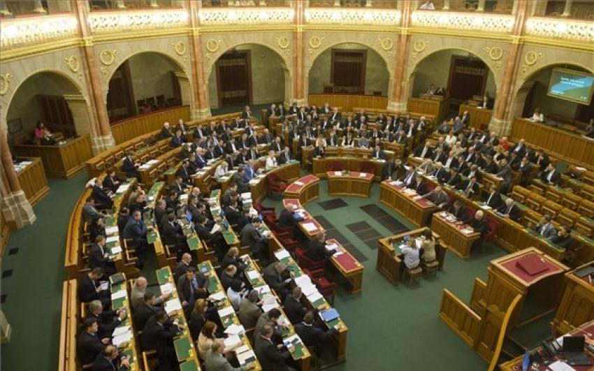 Az Országgyűlés elfogadta a jövő évi költségvetést