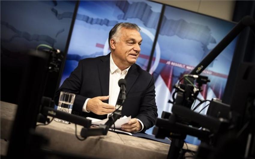 Orbán: a harmadik oltás felér egy életbiztosítással