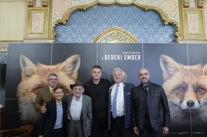 Bemutatták a Fekete Istvánról szóló filmet